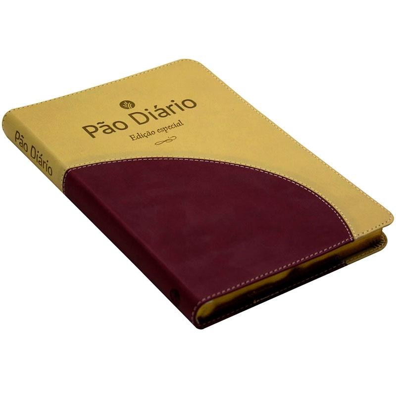 Devocional: Pão Diário Edição Especial | Capa Luxo