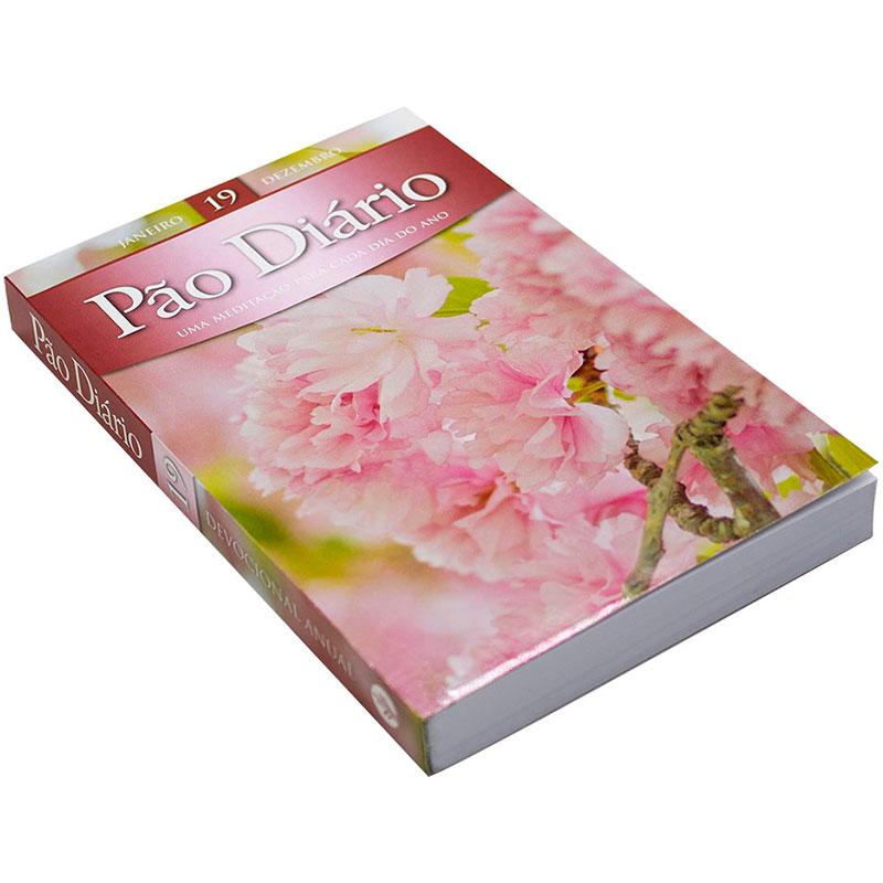 Devocional: Pão Diário Vol. 19 | Capa Feminina | Vários Autores