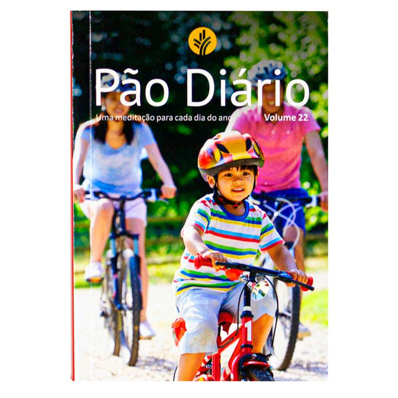 Devocional: Pão Diário Volume 22 | Capa Família