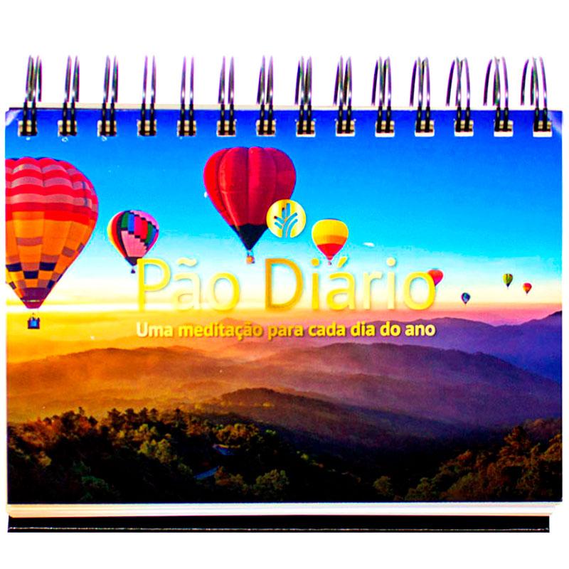 Devocional: Pão Diário Volume 23   Edição de Mesa   Capa Dura