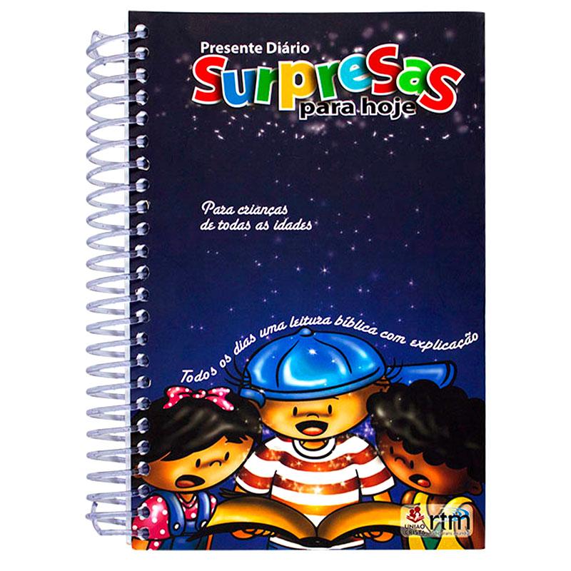 Devocional Surpresas Para Hoje Volume 19   Vários Autores
