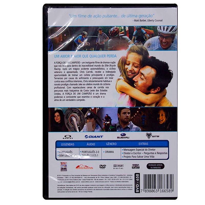DVD: A Força de Um Campeão