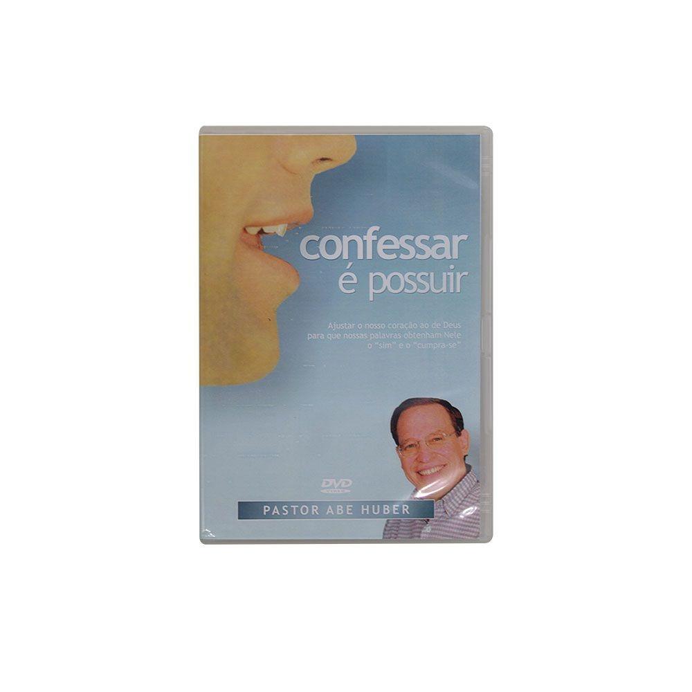DVD: Confessar É Possuir Abe Huber