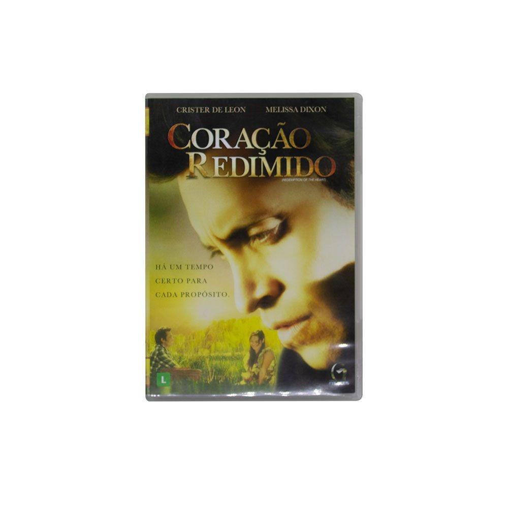 DVD: Coração Redimido