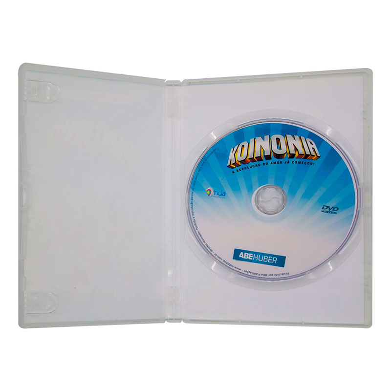 DVD: Koinonia - Vol 4 | Abe Huber