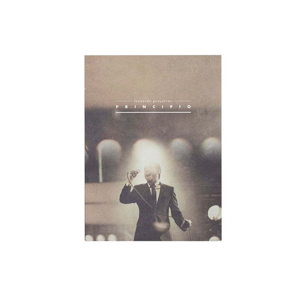 DVD: Princípio | Leonardo Gonçalves