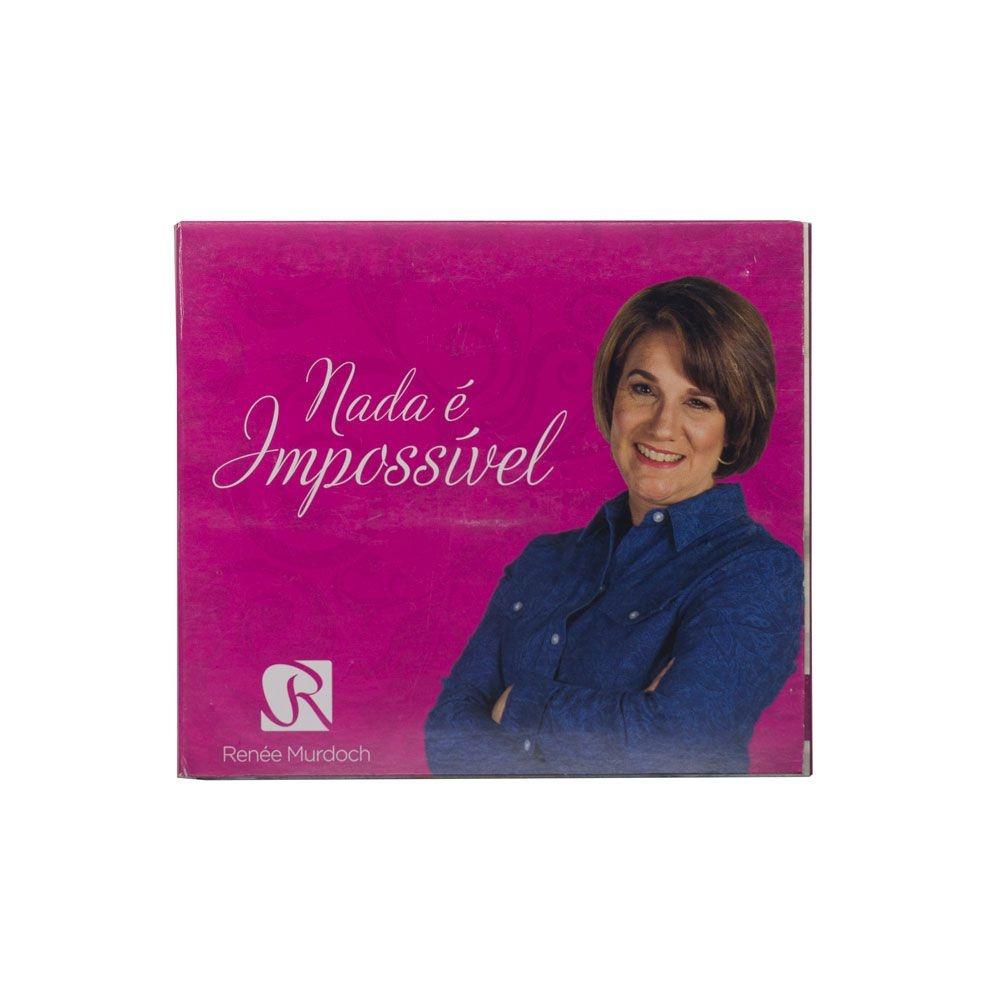 Dvd: Nada É Impossivel | Testemunho Renée E Philip Murdoch