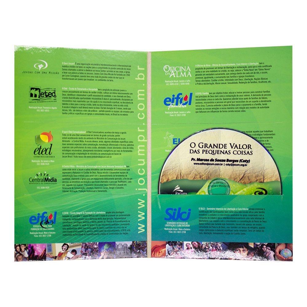 DVD O Grande Valor Das Pequenas Coisas