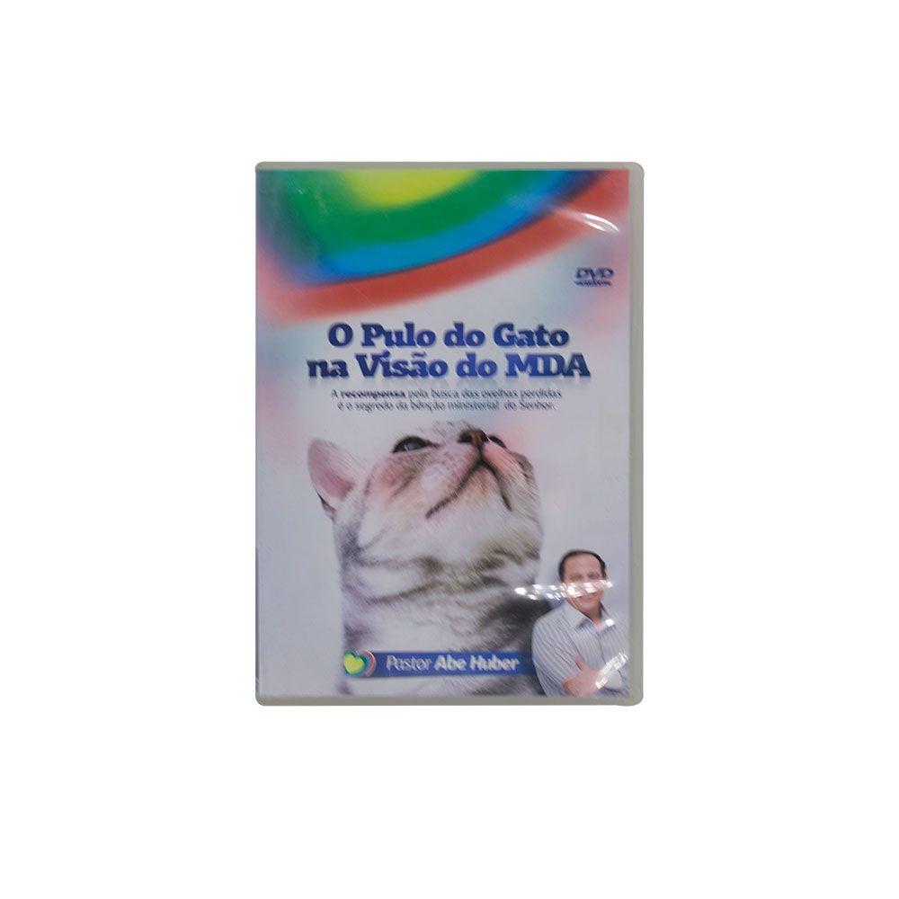 DVD: O Pulo Do Gato Na Visão Do MDA | Abe Huber