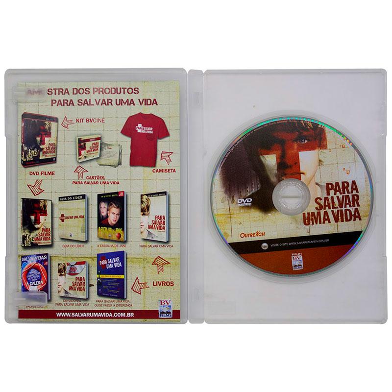 DVD: Para Salvar Uma Vida