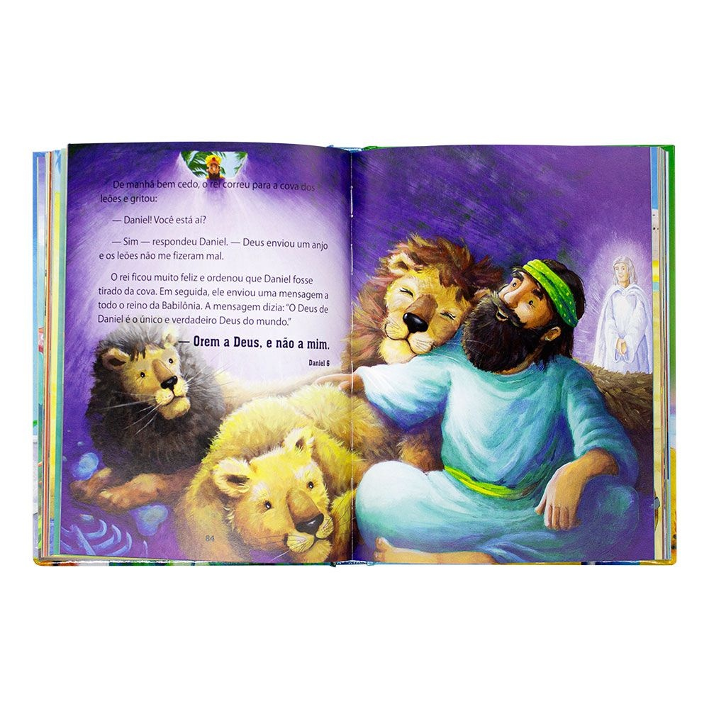 Histórias Que A Bíblia Conta | Infantil | Capa Dura | Ilustrada