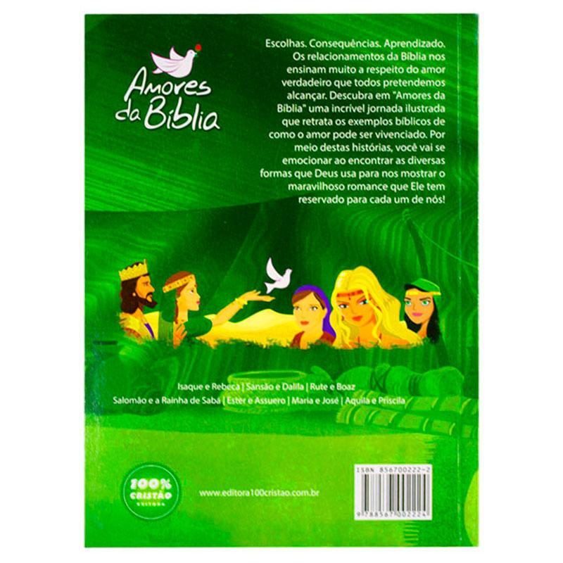 Hq: Amores Da Bíblia | Cristina Marques