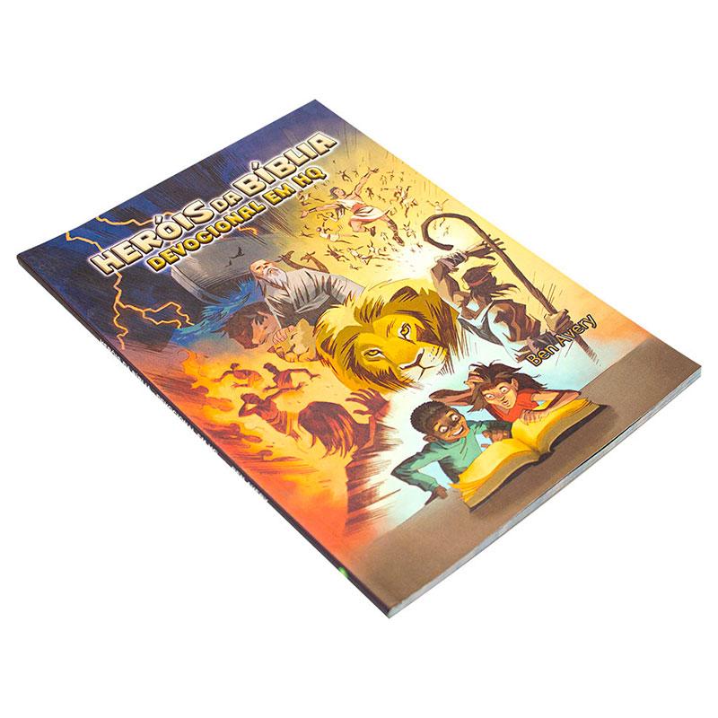 Hq: Heróis da Bíblia | 100% Cristão