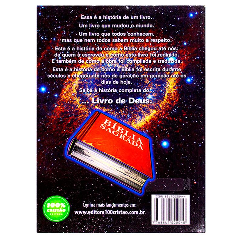 Hq: O Livro de Deus   100% Cristão