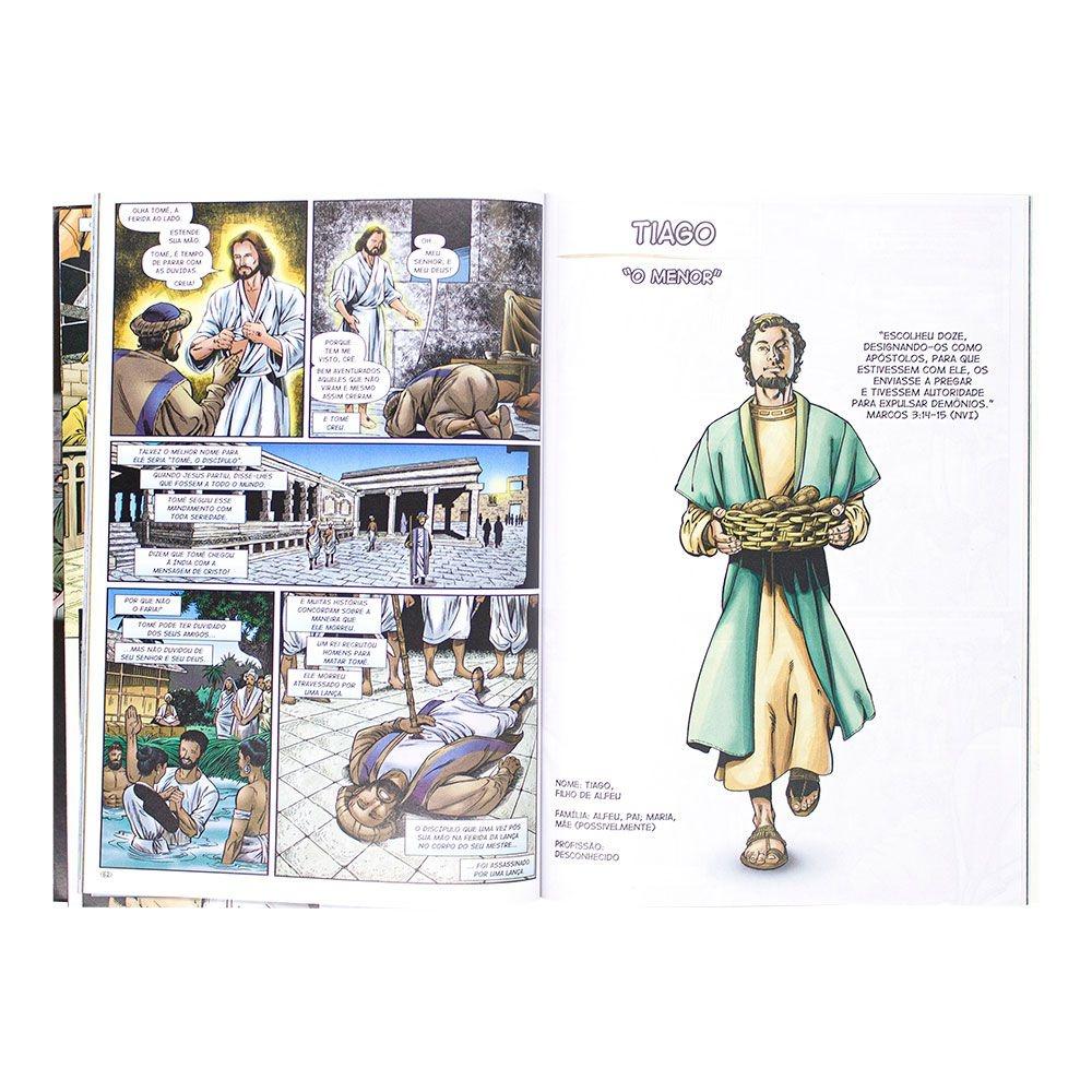 HQ: Os Apóstolos   100% Cristão