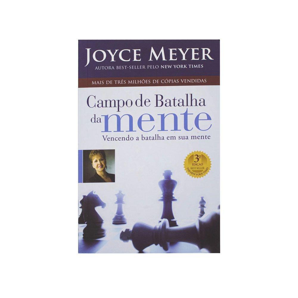 Kit: 4 Livros Joyce Meyer