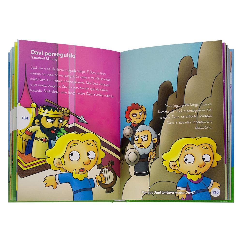 Kit Livro Deus Ama Muito Você + Deus Fez Você Especial + Minha Primeira Bíblia