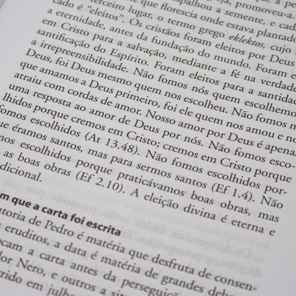 Livro: 1 Pedro - Comentários Expositivos Hagnos | Hernandes Dias Lopes