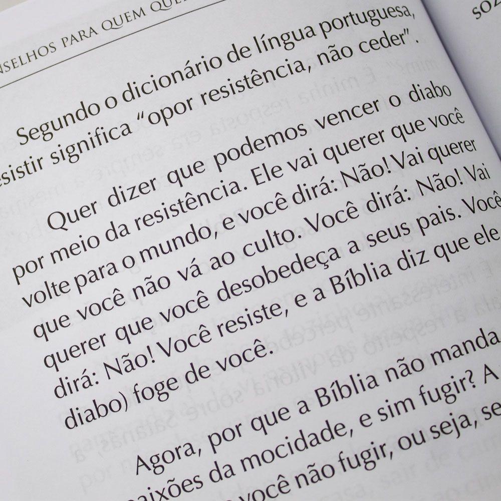 Livro: 20 Conselhos Para Quem Quer Namorar & Casar | Cristian Oliveira