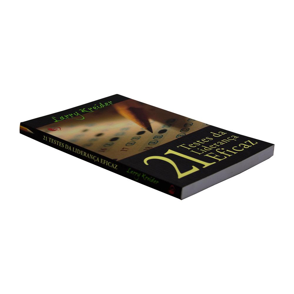 Livro: 21 Testes da Liderança Eficaz   Larry Kreider