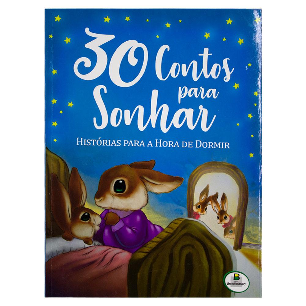 Livro: 30 Contos para Sonhar   Vários Autores