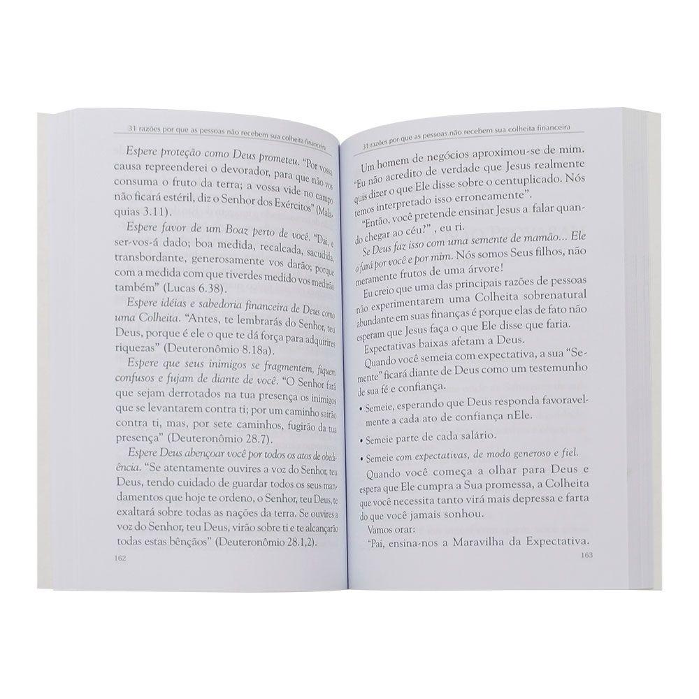 Livro: 31 Razões por Que As Pessoas Não Recebem | Mike Murdock