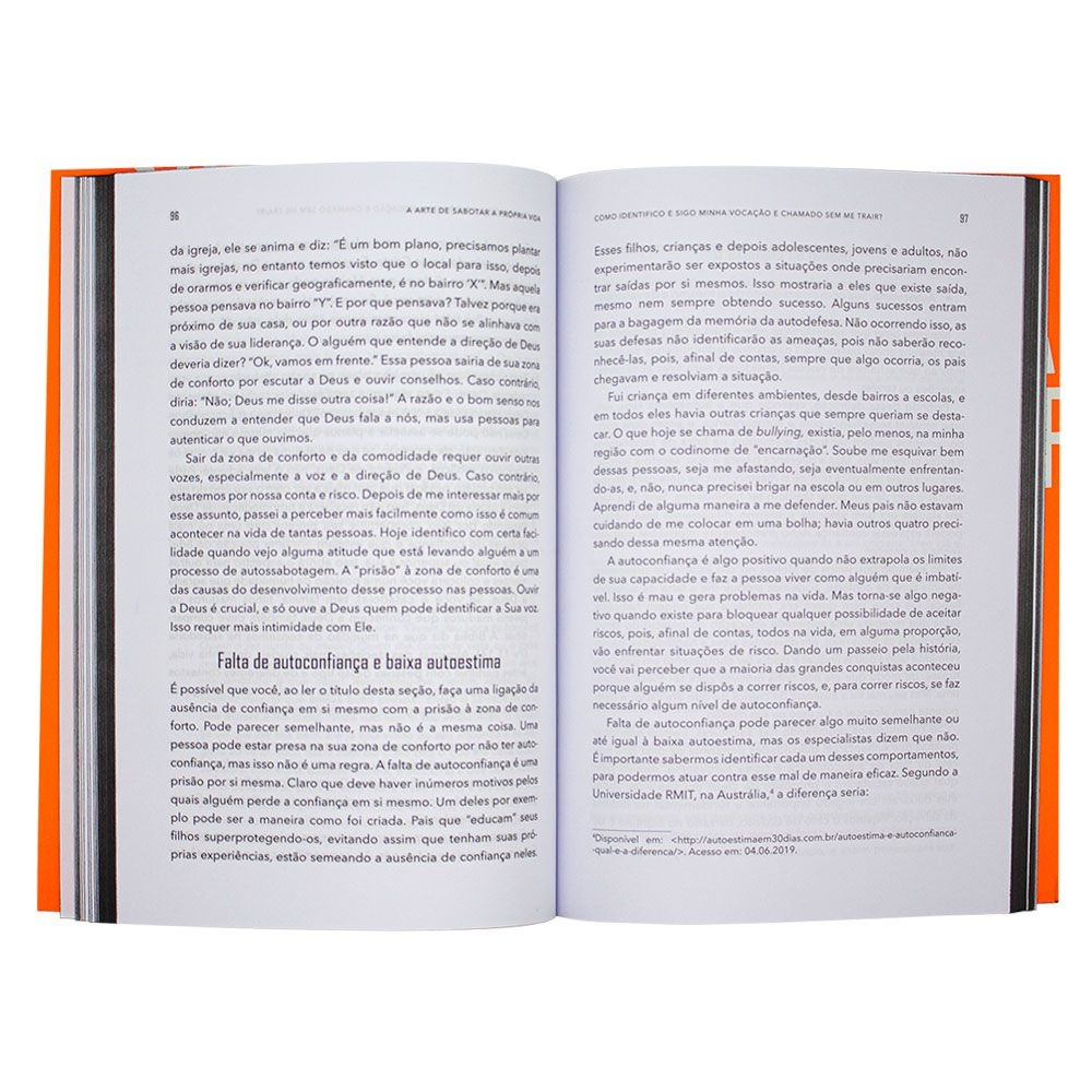 Livro: A Arte De Sabotar A Própria Vida | Miguel Uchoa