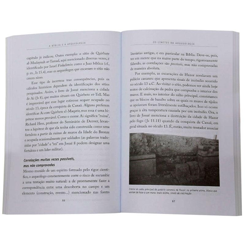 Livro: A Bíblia e a Arqueologia| Matthieu Richelle