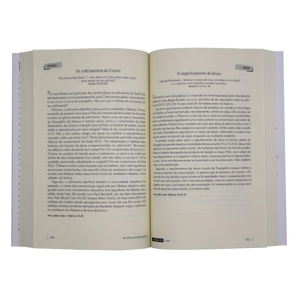Livro: A Bíblia Toda o Ano Todo   John Stott