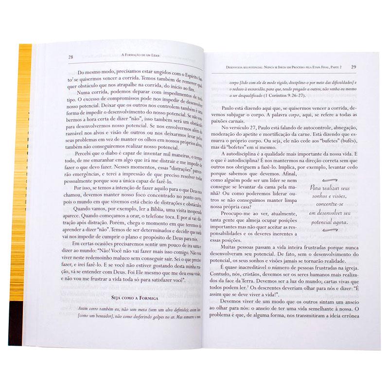 Livro: A Formação De Um Líder | Joyce Meyer