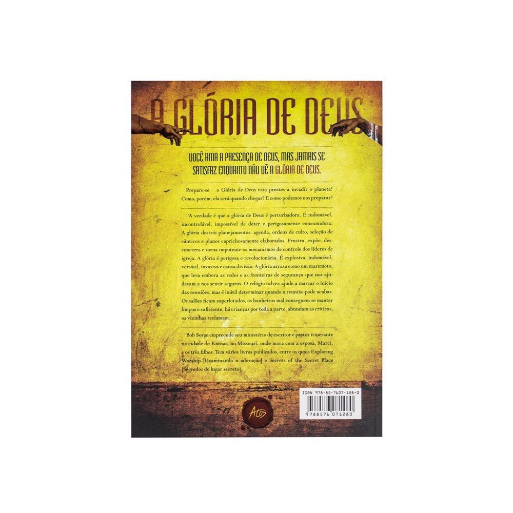 Livro: A Glória De Deus | Warren W. Wiersbe
