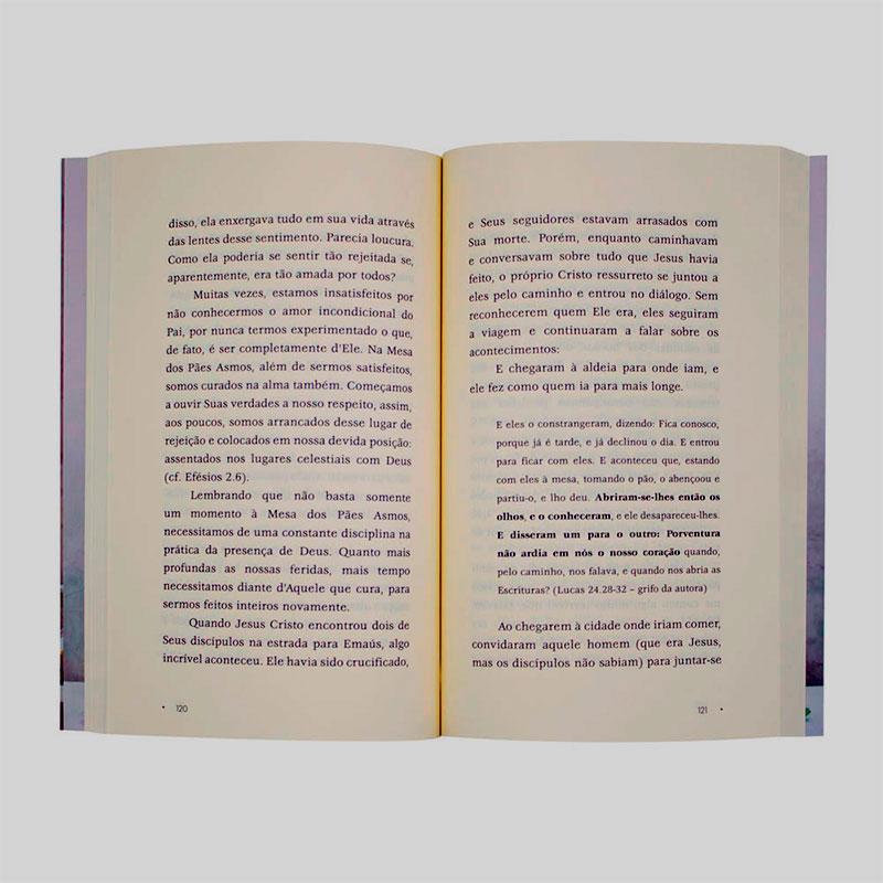 Livro: À Mesa Com Ele   Zoe Lilly