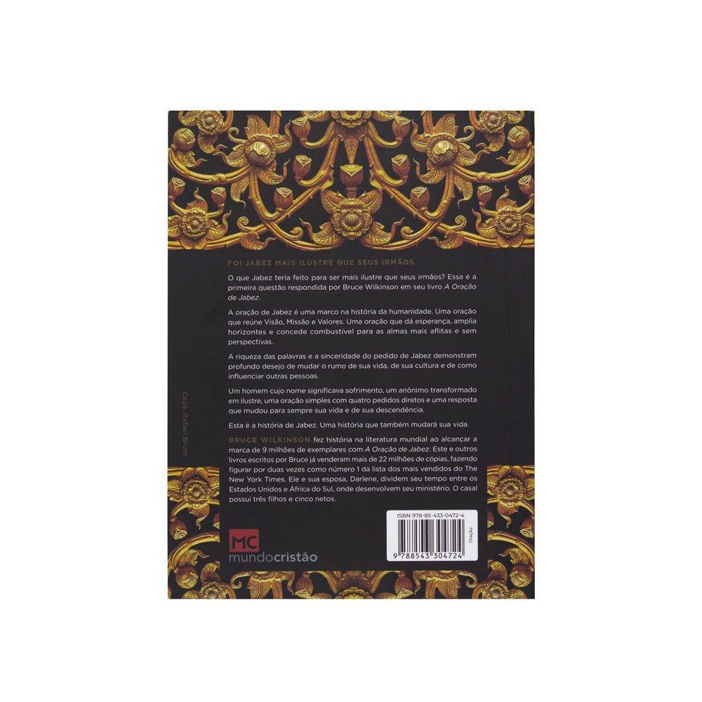 Livro: A Oração De Jabez | Bruce Wilkinson