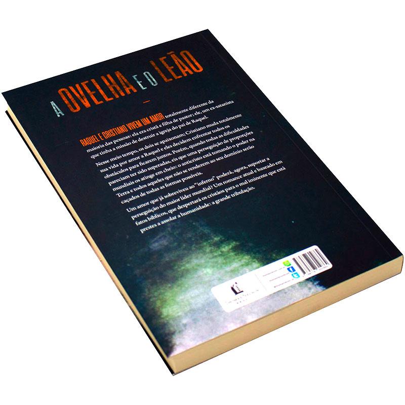 Livro: A Ovelha E O Leão - O Princípio Das Dores   Renata Martins