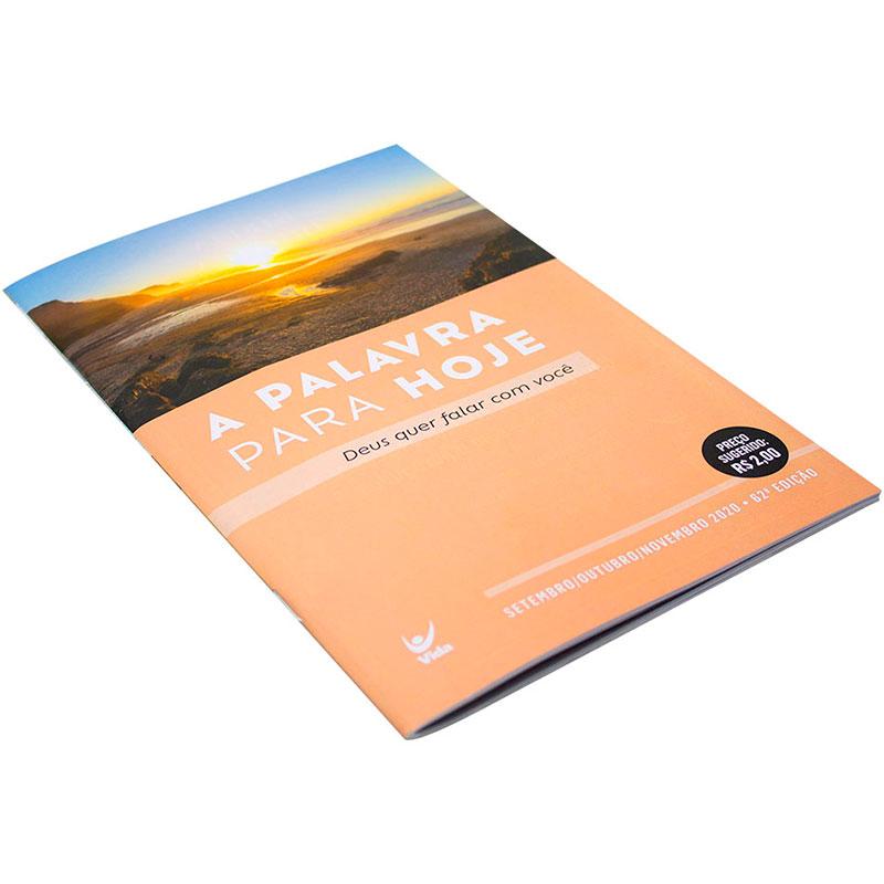 Livro: A Palavra para Hoje - Setembro a Novembro 2020 | 62 Edição