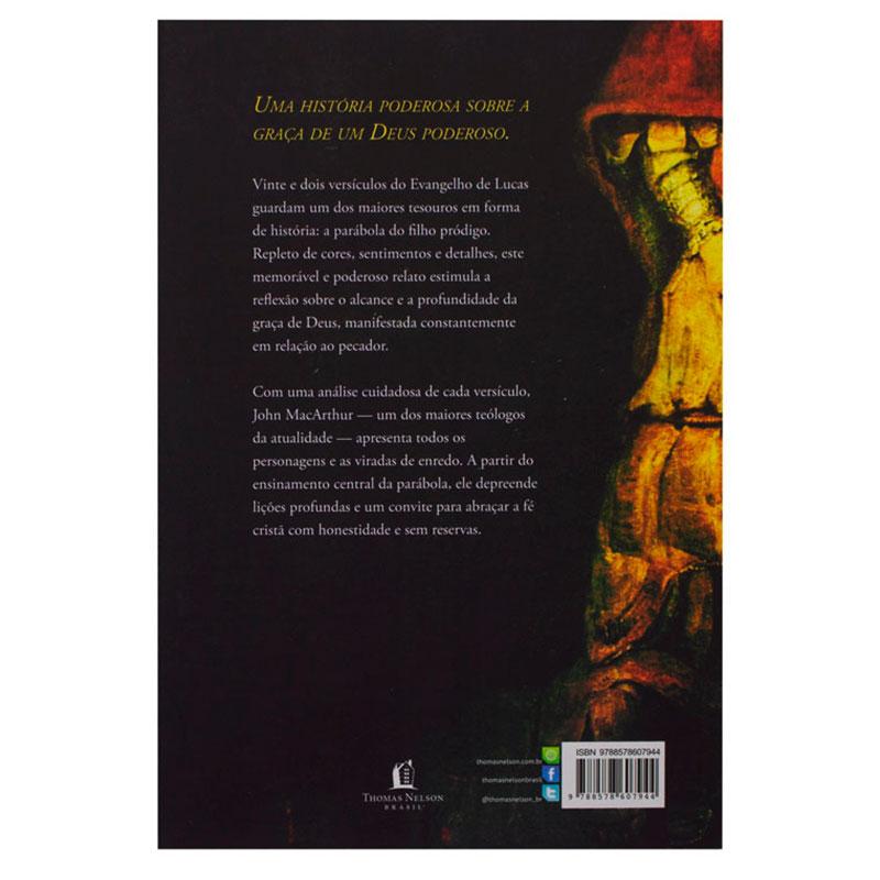 Livro: A Parábola Do Filho Pródigo | John Macarthur