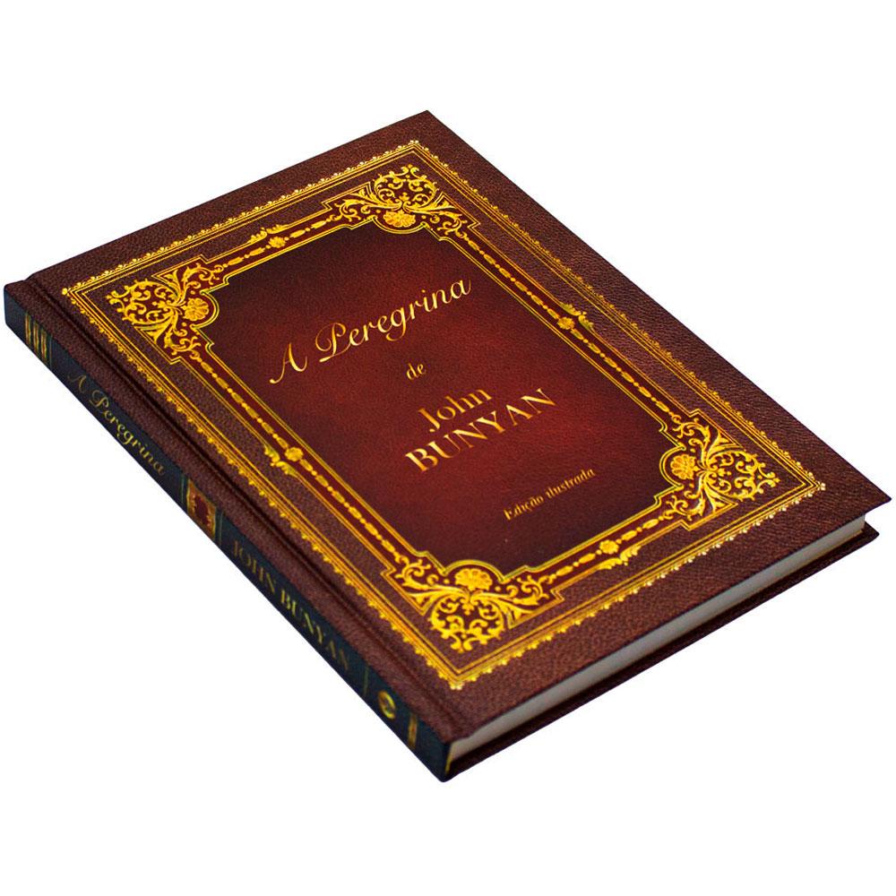 Livro: A Peregrina - Capa Dura   John Bunyan