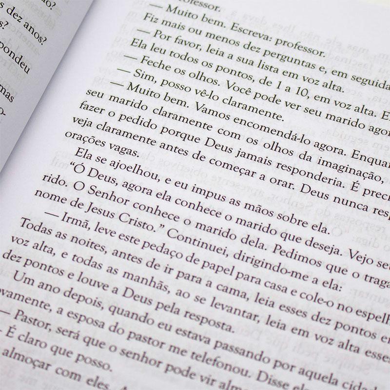 Livro: A Quarta Dimensão | David Paul Yonggi Cho