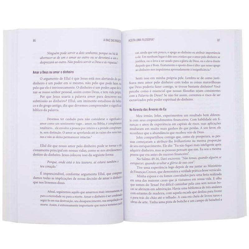 Livro: A Raiz Das Riquezas   Chuck Bentley