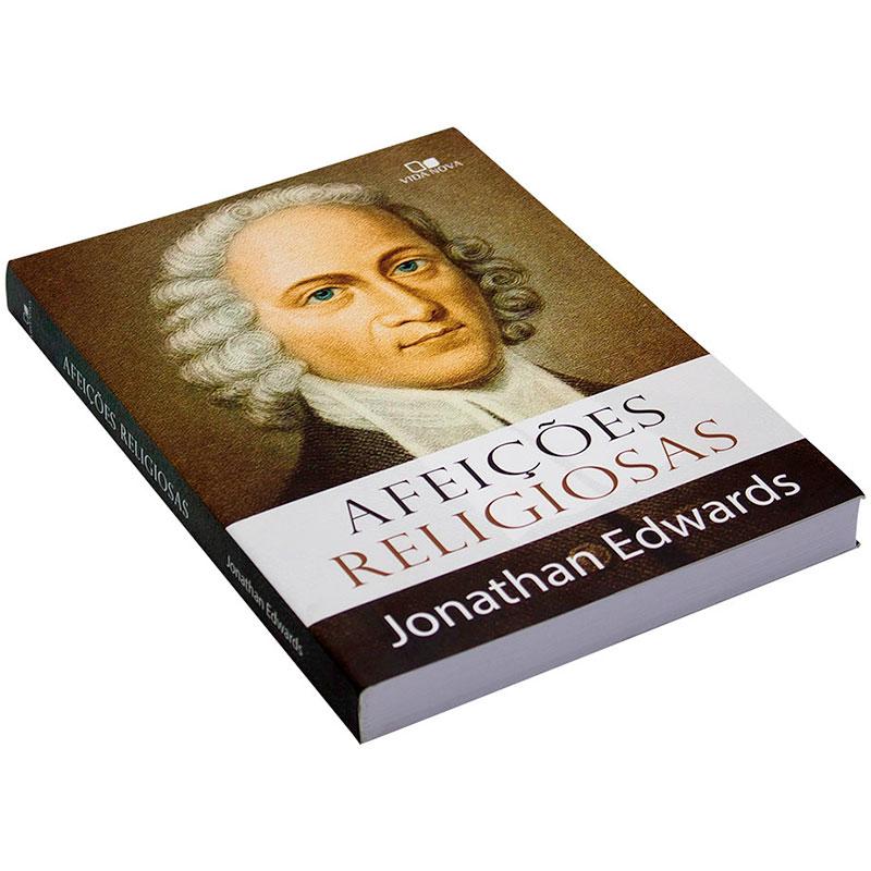 Livro: Afeições Religiosas | Jonathan Edwards