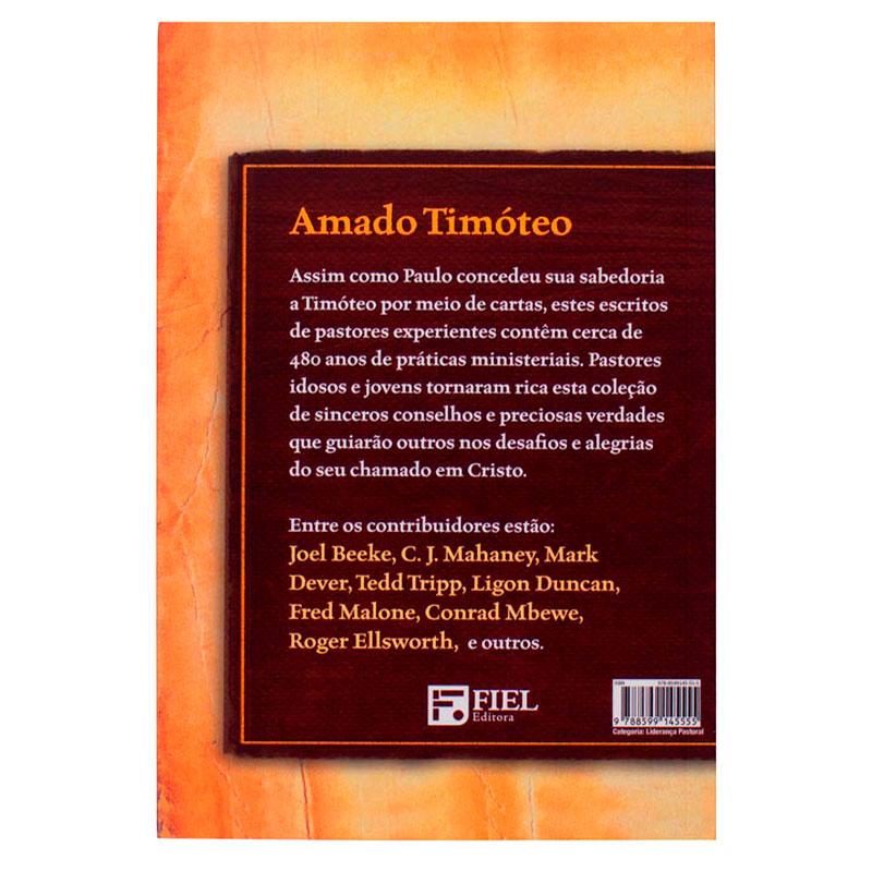 Livro: Amado Timóteo   Thomas Ascol