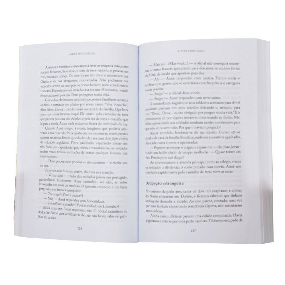 Livro: Amor Impossivel   Craig Keener