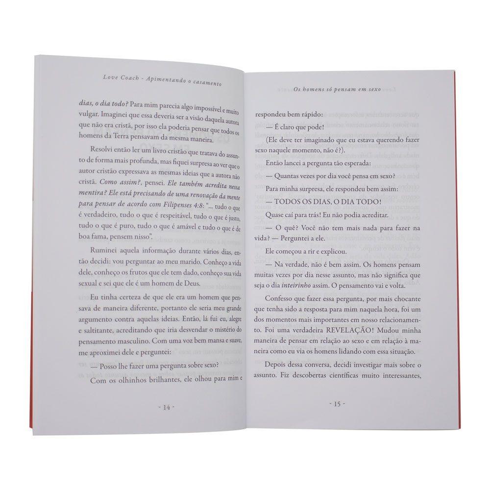 Livro: Apimentando O Casamento | Roane Bello