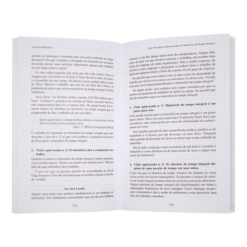 Livro: Arte Do Ministério | Dag Heward-Mills