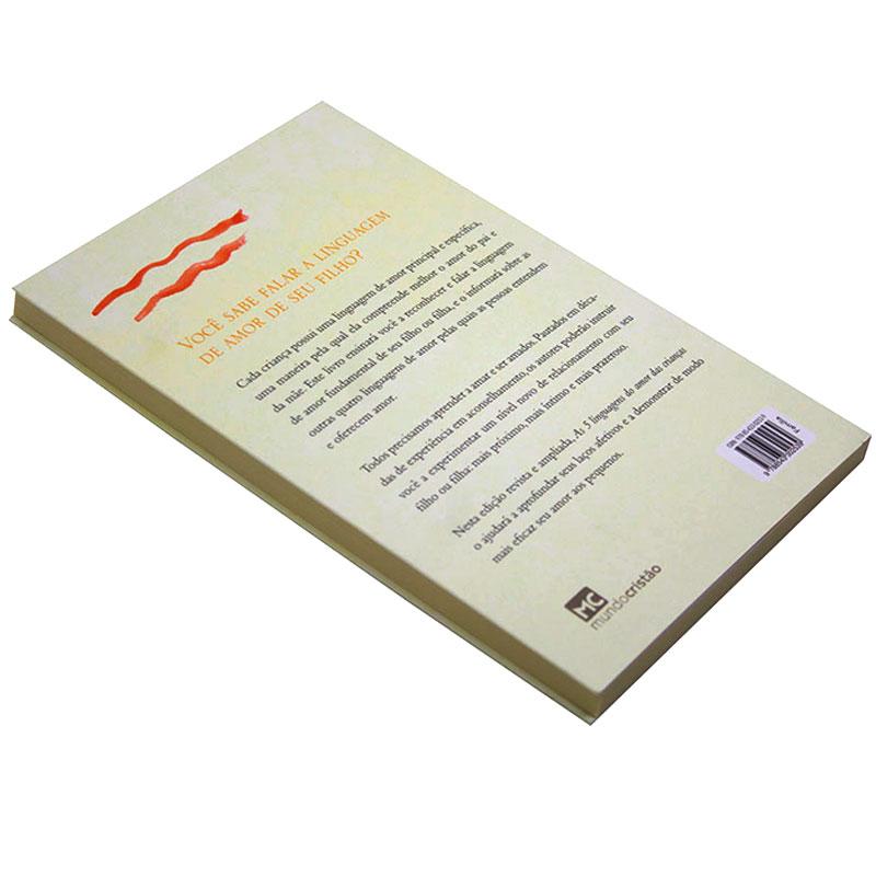 Livro: As Cinco Linguagens Do Amor Das Crianças   Gary Chapman