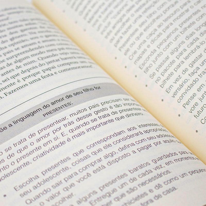 Livro: As Cinco Linguagens Do Amor Dos Adolescentes | Gary Chapman