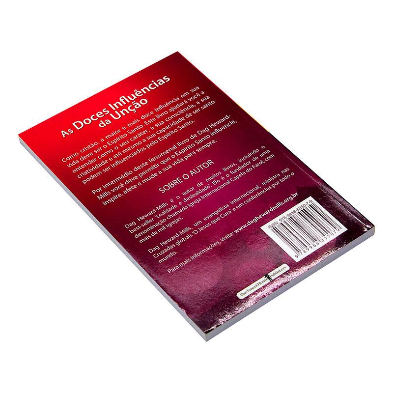 Livro: As Doces Influências Da Unção | Dag Heward-Mills