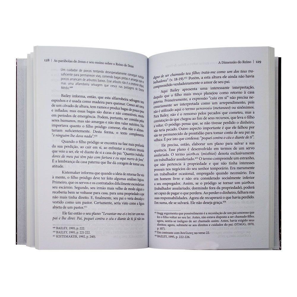 Livro: As Parábolas De Jesus E Seu Ensino Sobre O Reino De Deus | Claiton Kunz