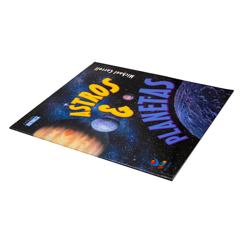 Livro: Astros e Planetas | Coleção Natureza | Michael Carroll