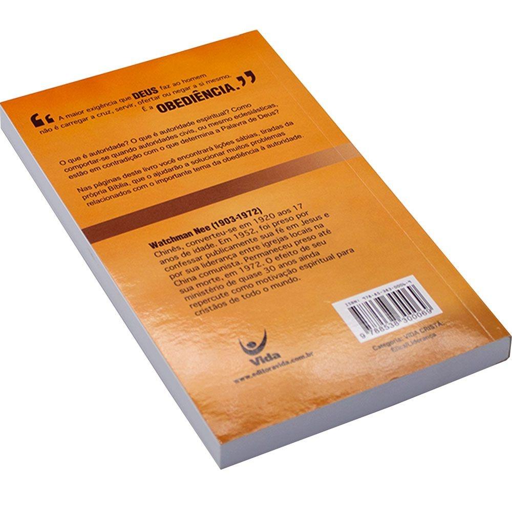 Livro: Autoridade Espiritual - Edição De Bolso | Watchman